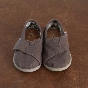TOMS Toddler shoes